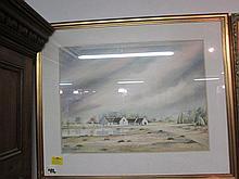 Shelagh Price Watercolour