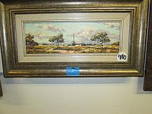 Robert Badenhorst Oil Painting
