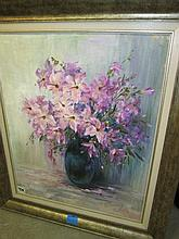 Pearl Pols Oil Painting