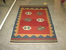 Kashgai Kelim Carpet