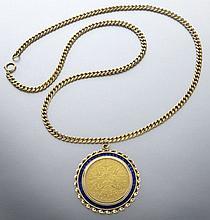 Austrian Franz Joseph 1st, 100 Corona gold coin