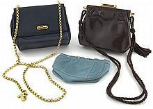 (3) Vintage designer handbags