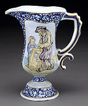 PB Quimper decor riche ewer