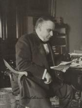 William McKinley signed photograph as president.