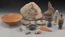 (13) Egyptian, Roman & Greek antiquities and