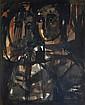 CASSAB, Judy (b.1920)  Two Figures