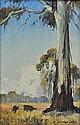 LONG, Leonard (b.1911)  'The Lone Gum, Glen Davis'