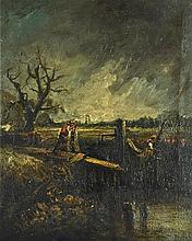 Attrib WATTS, Frederick Water (British 1800-1862)