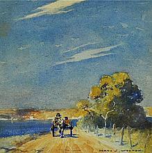 WESTON, Harry J. (1874-?)