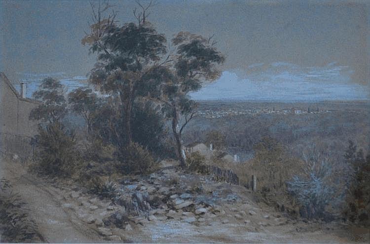 Attrib. PROUT, J. Skinner (1805-1876)