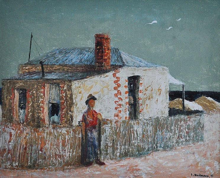HERMAN, Sali (1898-1993)