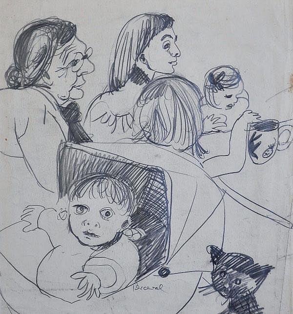 PERCEVAL, John (1923-2000)