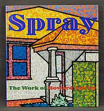 BOOK, 'Spray. The Work of Howard Arkley,'  by Crawford & Edgar. Pub. Crafts