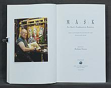 BOOK, 'Mask, Pro Hart's Frankenstein Monsters,'  by Derham Groves.  Pub. Th