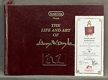 BOOK, 'The Life and Art of d'Arcy Doyle.'  Ltd ed. #16/1500 pub. Imprimatur