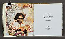 BOOK, 'The Art of Clifford Possum Tjapaltjarri,' by Vivien Johnson.  Pub. G
