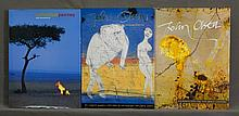 BOOKS (3), 'Unfinished Journey,' 2006; 'John Olsen, Teeming with Life,' 200