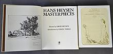 BOOKS (2), Lindsay & Heysen.  'Tales from The Hep