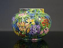 Royal Staffordshire Mayflower Vase.