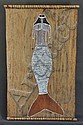 YALANDJA, Owen (b.1960). Yawkyawk Water Spirit,
