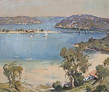 JACKSON, James R (1882-1975) 'Spit Bridge, Middle