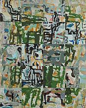 PEART, John (b.1945) 'Thicketish IV,' 2006.