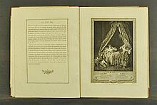 BOOK, Fragonard & Poussin 'Fragenta choisir dans