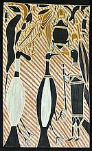 NANGANHARRALIL, Fred (c.1938-1993) Untitled. Copy
