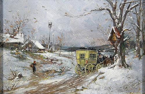 Eduard Haaga, tätig 19. Jh., München