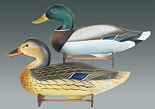 Pair of Joiner Mallards