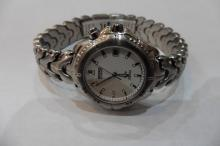 Pre-owned gents seiko kinetic sq100 watch