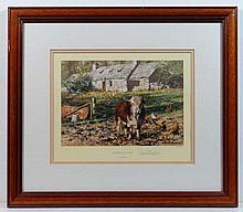 David Shepherd (1931) Limited edition print