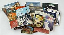 Books: A collection of 29 International travel and art books. To include: '' New