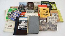 Books: A collection of 27 books and pamphlets on Warwickshire and surrounding ar