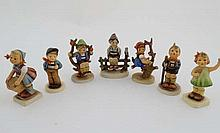 A collection of 2 Goebel & Hummel figures. To include: '' Forever Yours '' (Herz