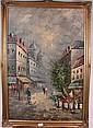 Caroline Burnett (XX) Oil on canvas Parisian, Caroline C. Burnett, Click for value