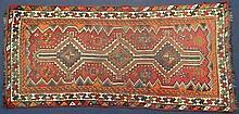 Carpet / Rug : Kurdish style hand woven woollen