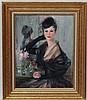 Konstantin Razumov (b. 1974) Russian School, Oil o, Konstantin Razumov, £4,800