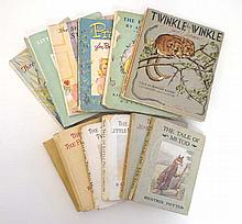 A collection of 11 children's books to include ; 6