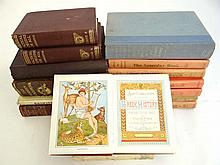 Books: A collection of approximately 15 General kn