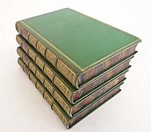 Books : The Season's in 4 volumes by R . Mudie, to