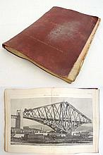 Book: '' The Forth Bridge (Reprinted from '' Engin