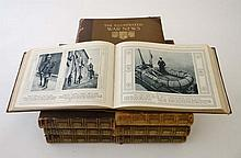Book: 8 Volumes of '' The Illustrated War News :