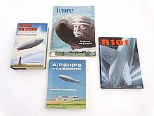 Airship Memorabilia : A collection of books on the