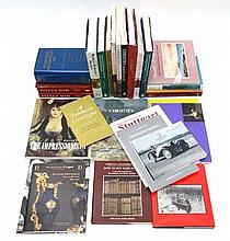 Reference Books : A quantity of Antique and Art