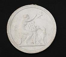 A Royal Copenhagen '' Eneret '' classical white bi