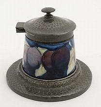 Liberty inkwell : an extremely rare ' Tudric Moorc