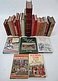 Books: A large quantity of hunting books including