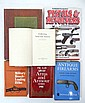 Books: Six books on arms and armour including