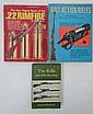 Books: Three books on rifles and shooting